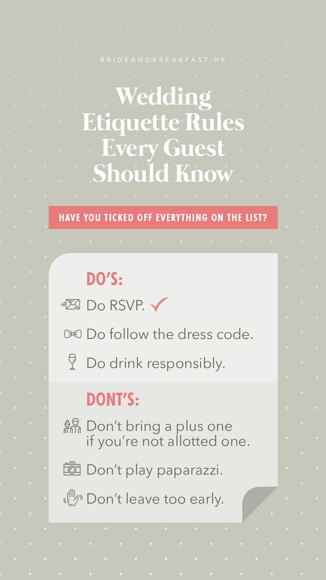 Wedding Guest Etiquette 101 Hong Kong Wedding Blog Wedding Guest Etiquette Wedding Guest Book Sign Wedding Guest Book [ 1920 x 1080 Pixel ]