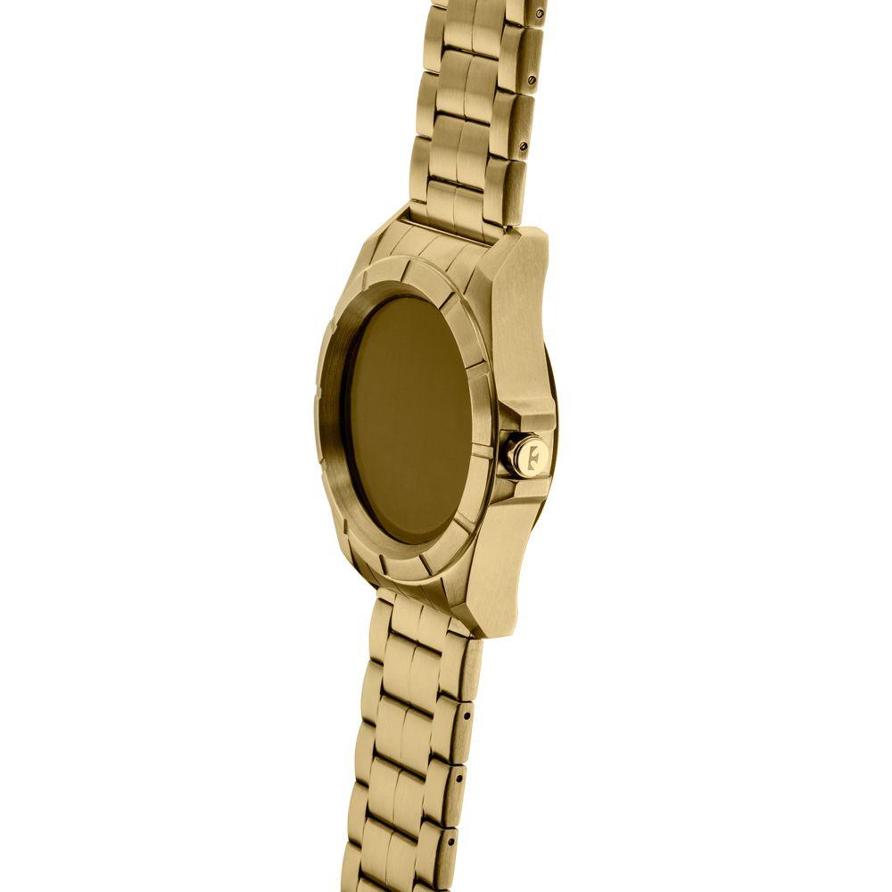 Relógio Technos Connect Dourado SRAB 4P - technos   Relógios Technos ... 1e86d9d24b