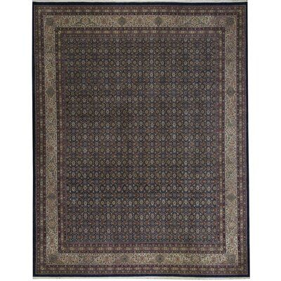 Bokara Rug Co Inc One Of A Kind Manchuria Hand Knotted Brown 11