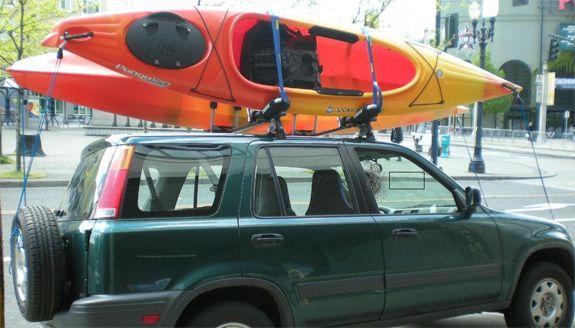 Marvelous Kayak Roof Racks For 1997 Honda Cr V | Kayak Roof Rack
