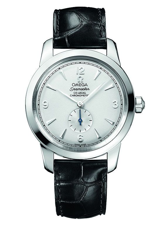 Seamaster 1948 Co-Axial London 2012 Limited Edition Steel Front