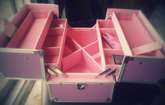 Shany makeup case! From some wonderful ladies as a surprise!