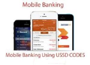Mobile Banking Mobile Deposits Amp Transfer Ussd Codes Mobile Banking Coding Banking