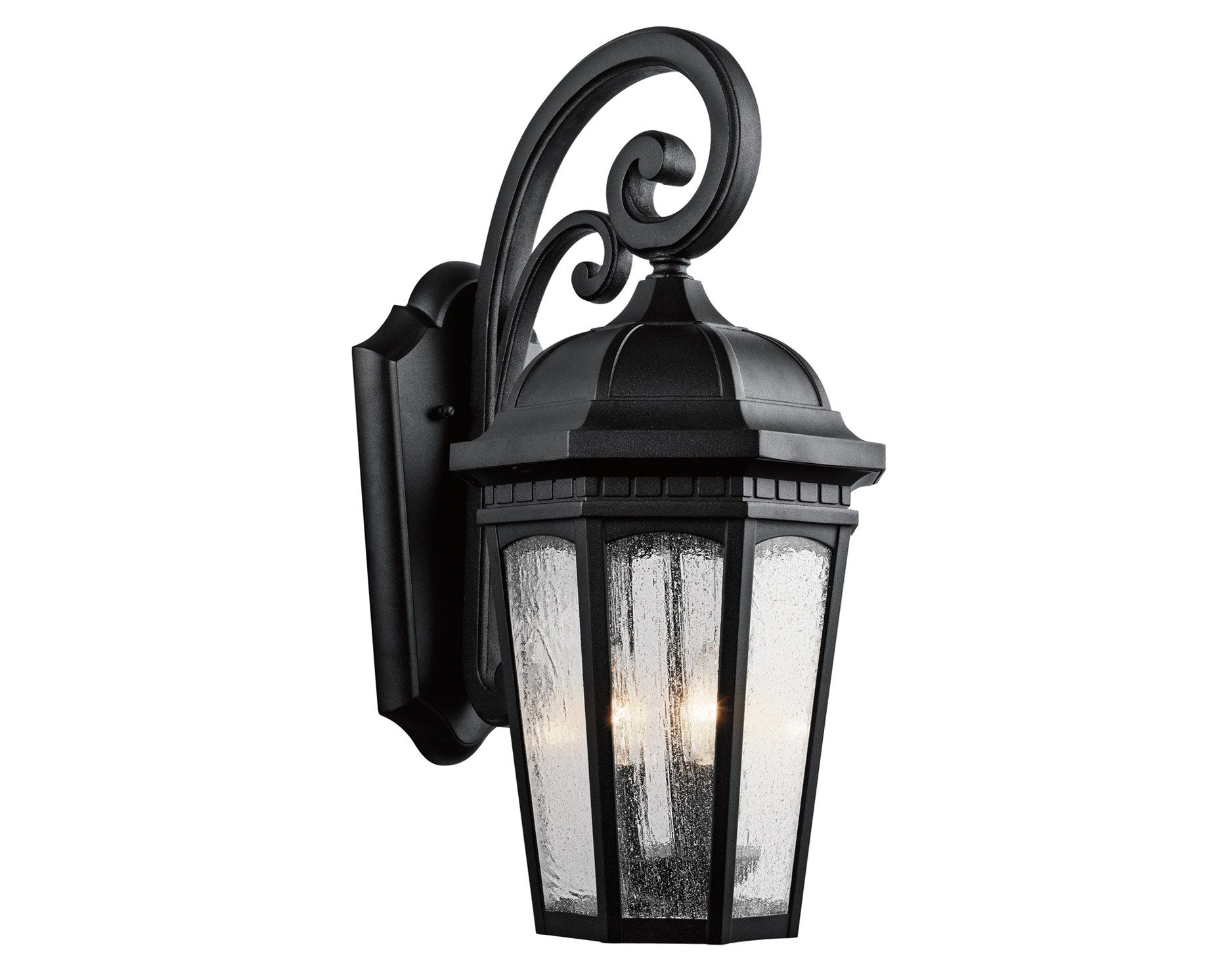 Exterior lights level groups courtyard collection