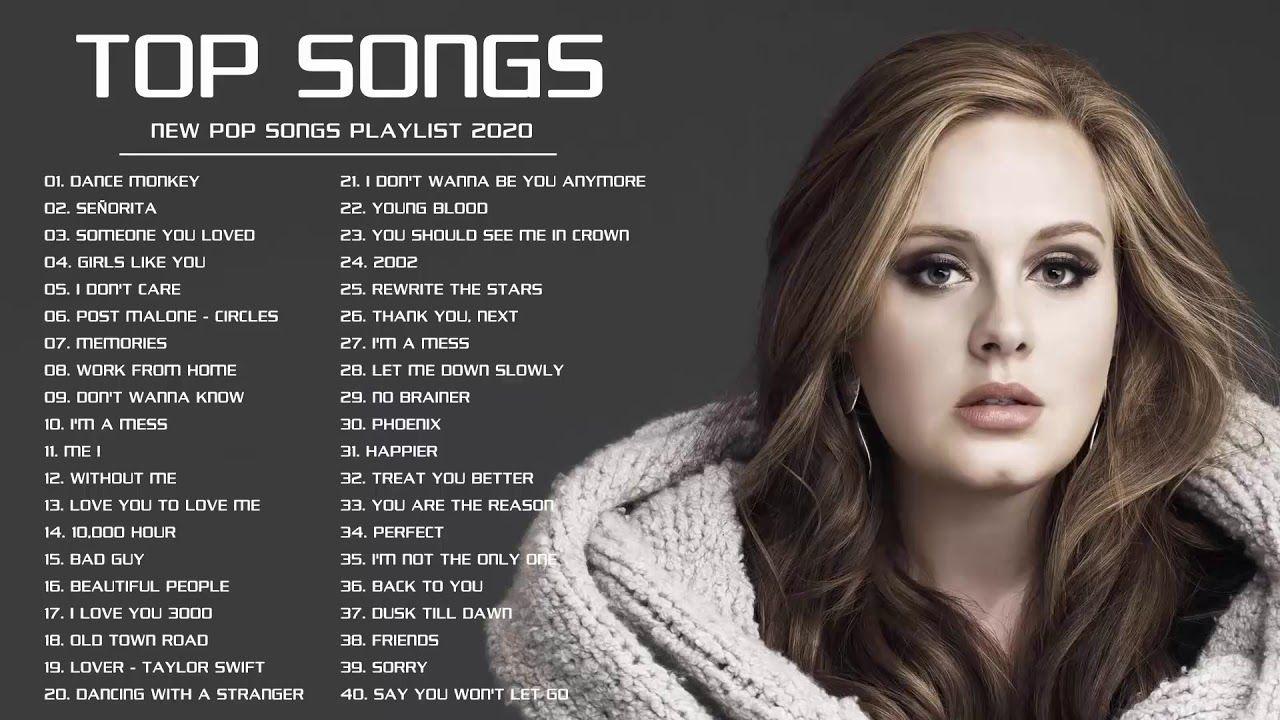 Top Hits 2020 Top 40 Popular Songs 2020 Best Pop Music