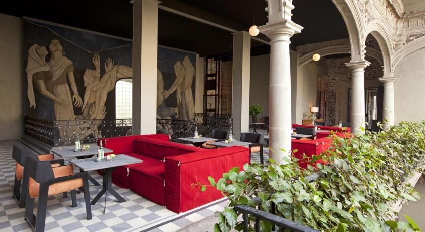 Downtown Hotel Mexico City On Design Locations