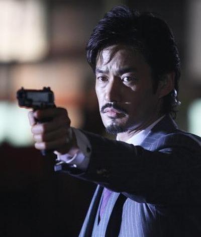 Yutaka Takenouchi 竹野内豊 - BOSS 2
