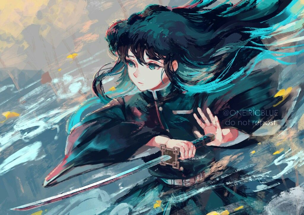 Pin By Kamiarare On Kny Anime Demon Slayer Anime Anime Fanart