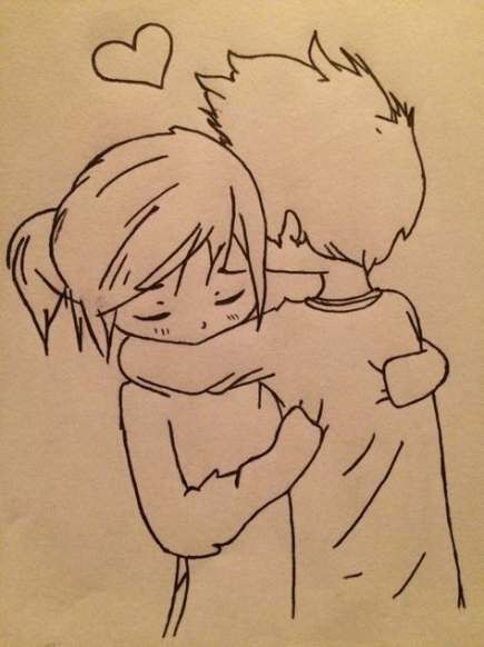 Drawing ideas couples pictures 51 new Ideas #drawing