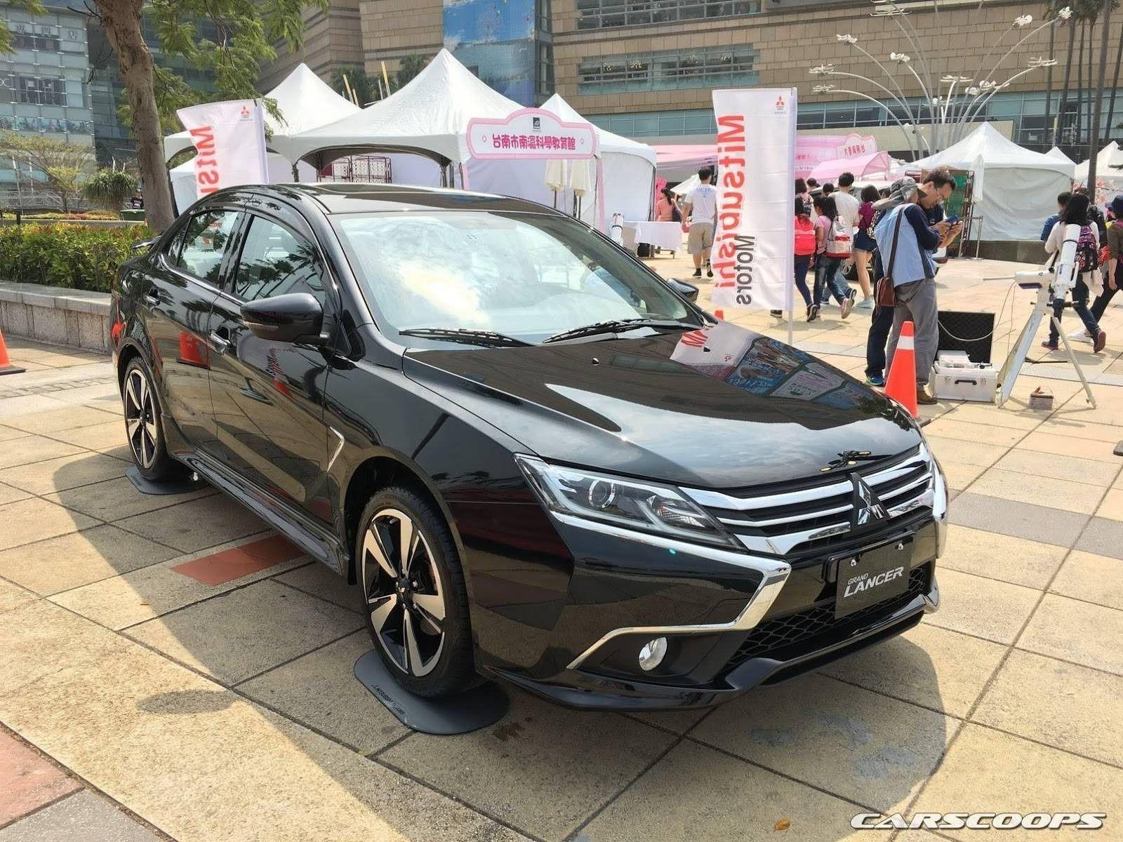 New 2019 Mitsubishi Galant Specs