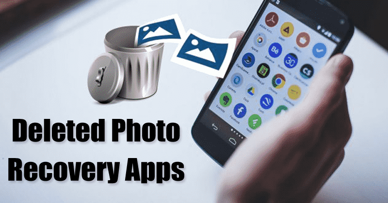 Are you looking for the best Android apps to recover images? Here we