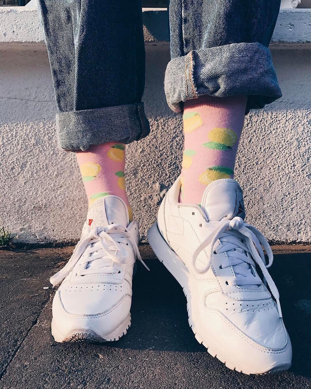 Reebokclassicpolska Na Instagramie Pinrolle I Wszystko Jasne Berrymalinowska Pokazuje Swiatu Jak Sie Nosic Reebok Classic Nike Air Force Sneaker Reebok