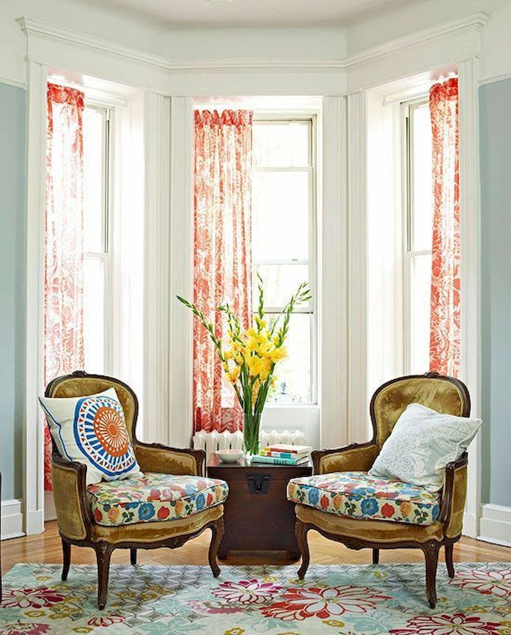 Adorable 80 Beautiful Curtains For Living Room Window Decor Ideas ...