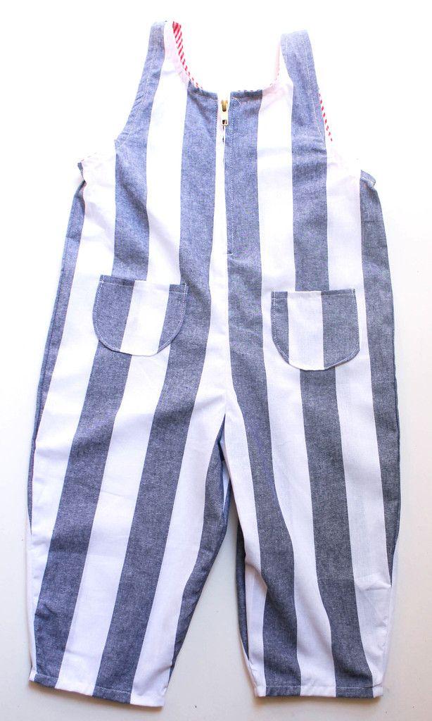 2a2efefbd225 Stripes Romper