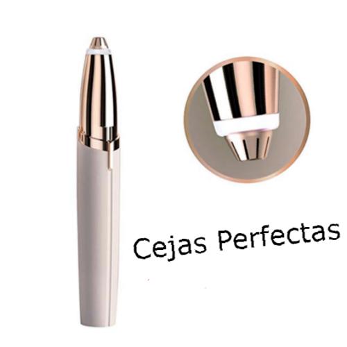 Details about Depilador Y Delineador De Cejas Portatil Para Unas Cejas Perfectas Sin Dolor