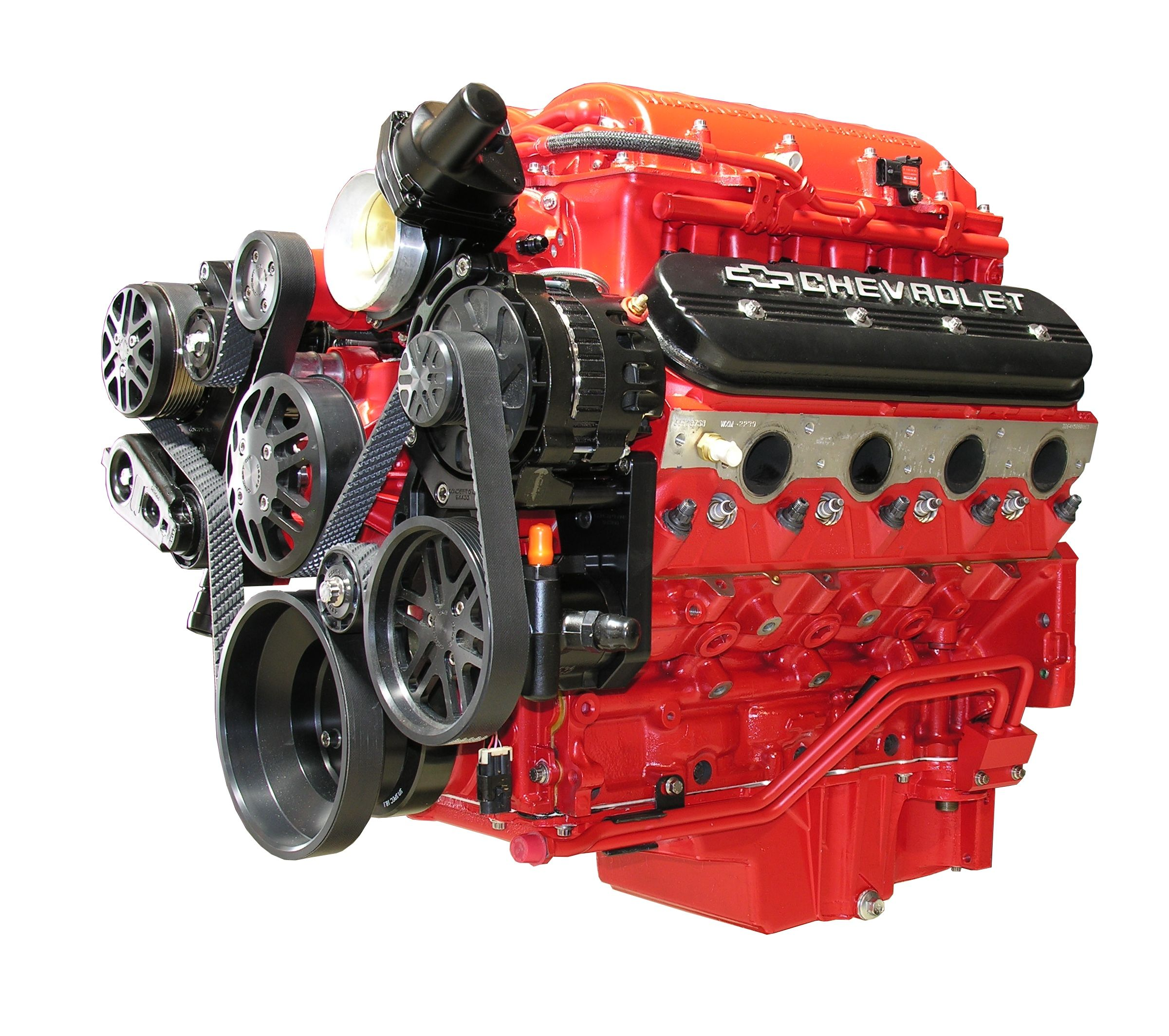 Ls1 Engine Is On: This Custom LSx 427 Engine Is Designed For Style
