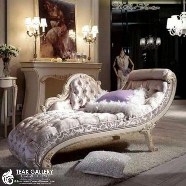 Kursi Sofa Santai Mewah Klasik Jepara menjadi pilihan terbaik untuk ...