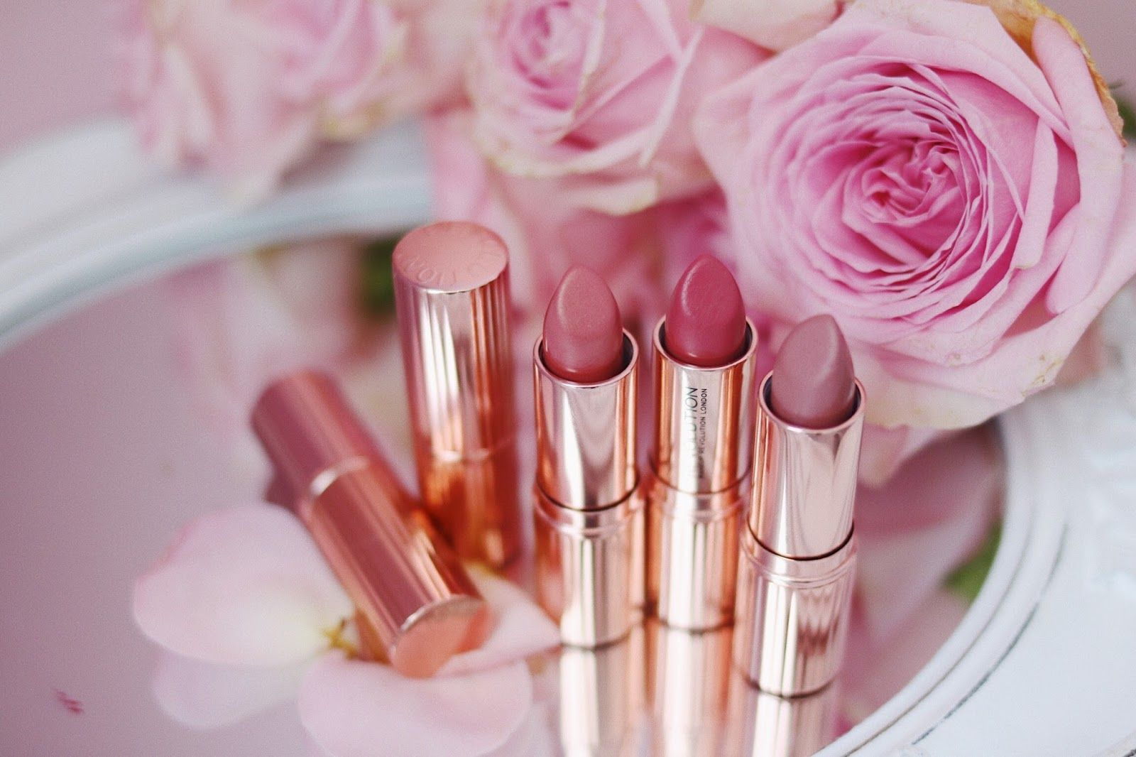 Renaissance Lipsticks de Makeup Revolution London , la