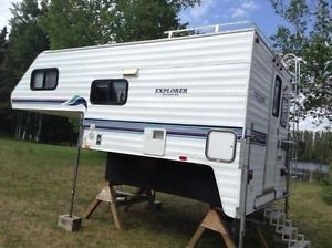 Truck Top Camper Thunder Bay Ontario Image 1 6500 Truck Top Recreational Vehicles Travel Trailer