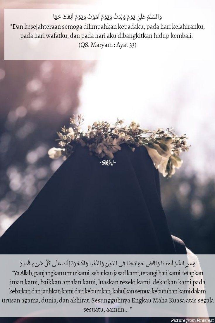 Pin Oleh Rini Rahmawati Di Islamic Quotes Ulang Tahun Agama Kutipan Ulang Tahun