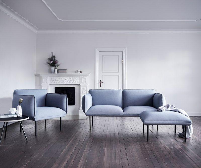 Serenity Und Rose Quartz Die 12 Schonsten Wohnaccessoires In Den Trendfarben 2016 Wohnen Schoner Wohnen Sofas Fur Kleine Raume