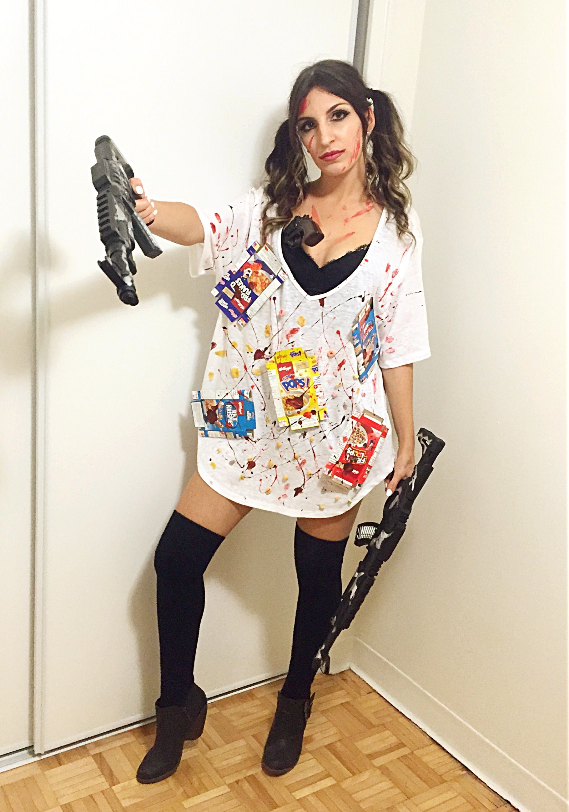 Cereal killer costume halloween costume pinterest cereal cereal killer costume ccuart Choice Image