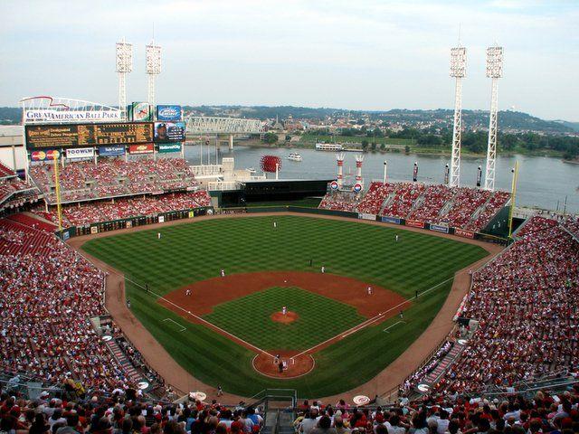 Pin By Maria Sasso On Stadium Stops Baseball Park Ballparks Mlb Stadiums