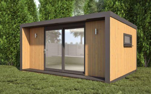 diy garden office. The Best Summer Garden Trends For 2017: 3. Concave Contemporary Office - Diy \u0026 Crafts Ideas Magazine