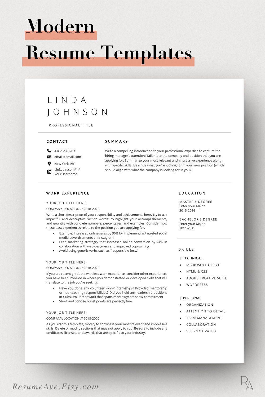 Executive Resume Professional Design Minimalistic Currculum Vitae Cv Design Resume Template Mac Esthetician Resume Nursing Resume Template Resume