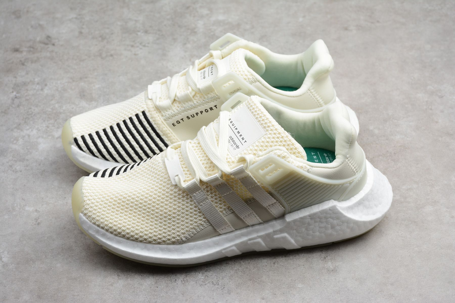 newest 73832 f79e8 adidas EQT Boost Support 9317 Off White BZ0586 For Sale Mens shoes