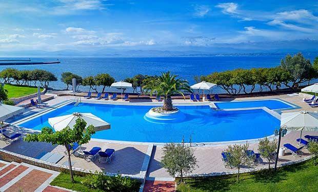 Hôtel Negroponte 5* en Location de voiture à Eretria prix promo séjour pas cher Grèce Lastminute à partir 504,00 €