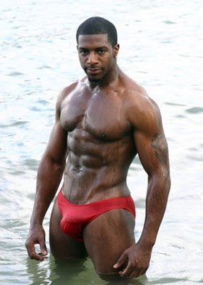 Sexy Black Naked Men