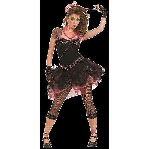 80s Diva Adult Halloween Costume #halloween #halloweendecorations - walmart halloween decorations