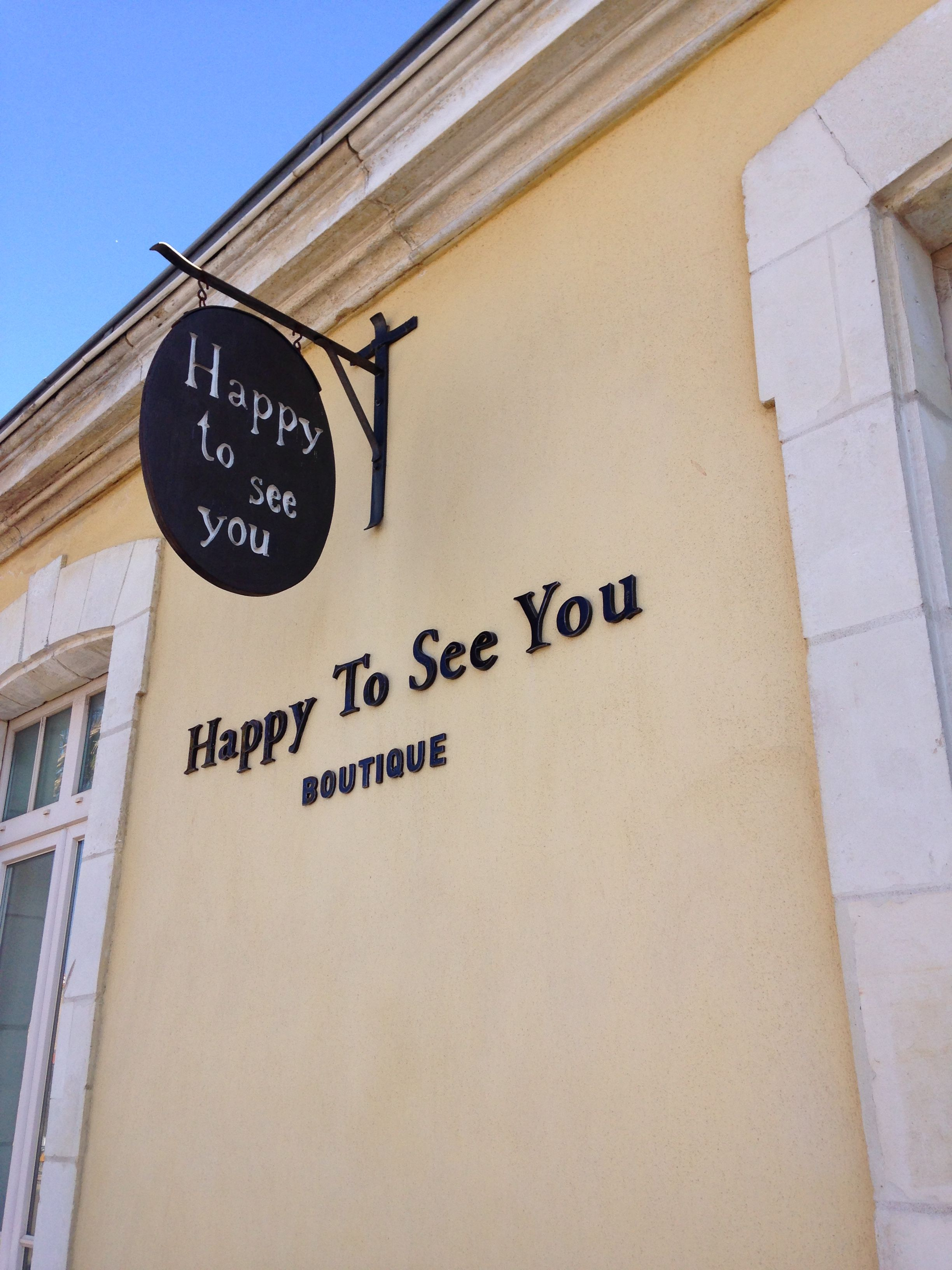 Magasin Déco Les Sables D Olonne atelier boutique happy to see you aux sables d'olonne