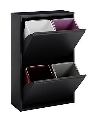 m lltrenner im otto online shop living pinterest m lleimer k che und m ll. Black Bedroom Furniture Sets. Home Design Ideas