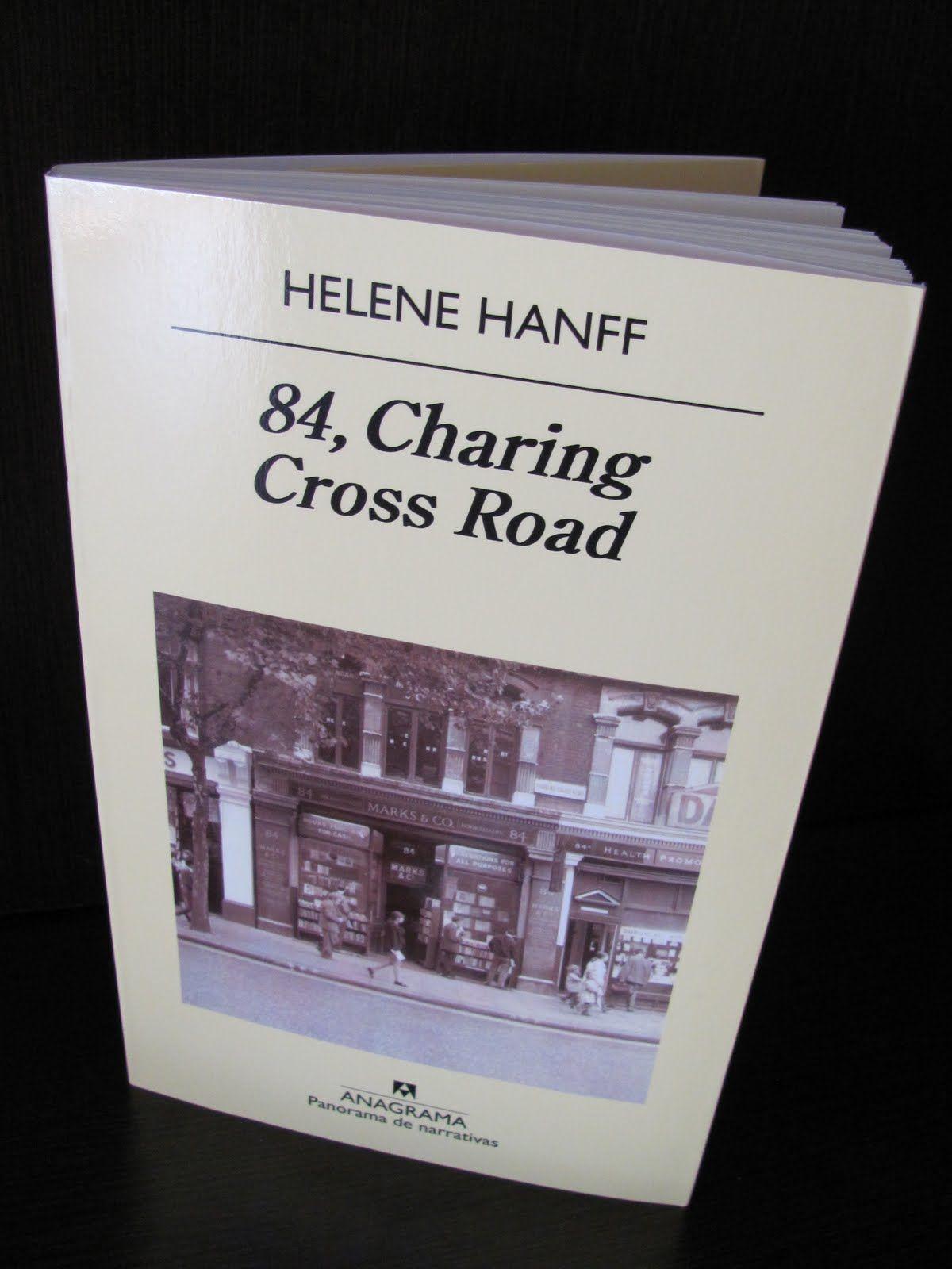 84, Charing Cross Road (Helene Hanff)