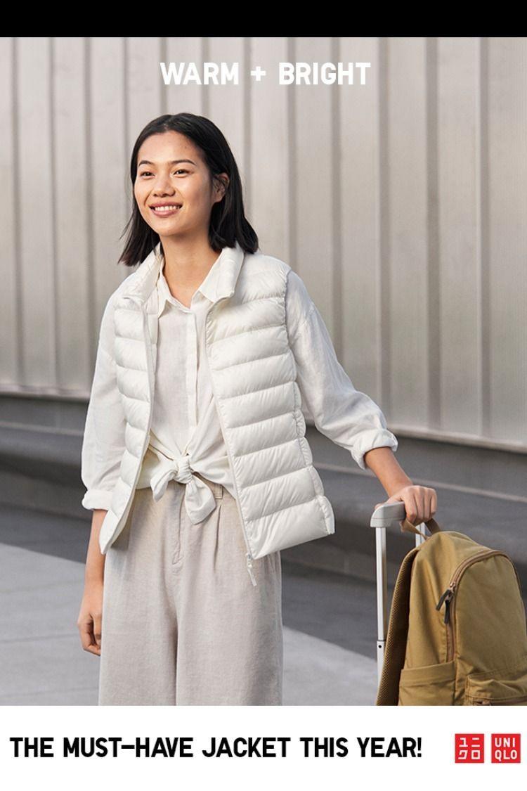 Women S Ultra Light Down Jacket Fashion Trends Fashion Uniqlo [ 1125 x 750 Pixel ]