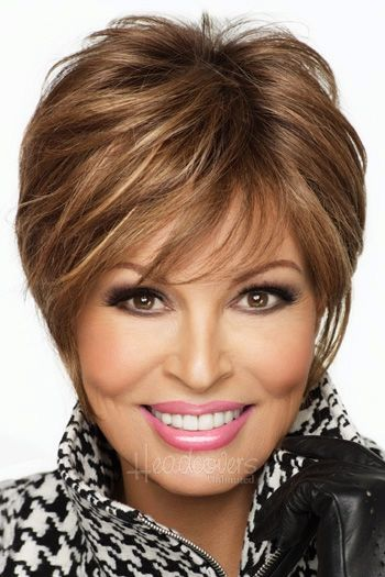 Cover Girl by Raquel Welch Wigs- Monofilament, Lace Front Wig in