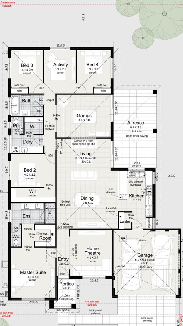 First Draft Floor Plan Floor Plans In 2019 Pinterest