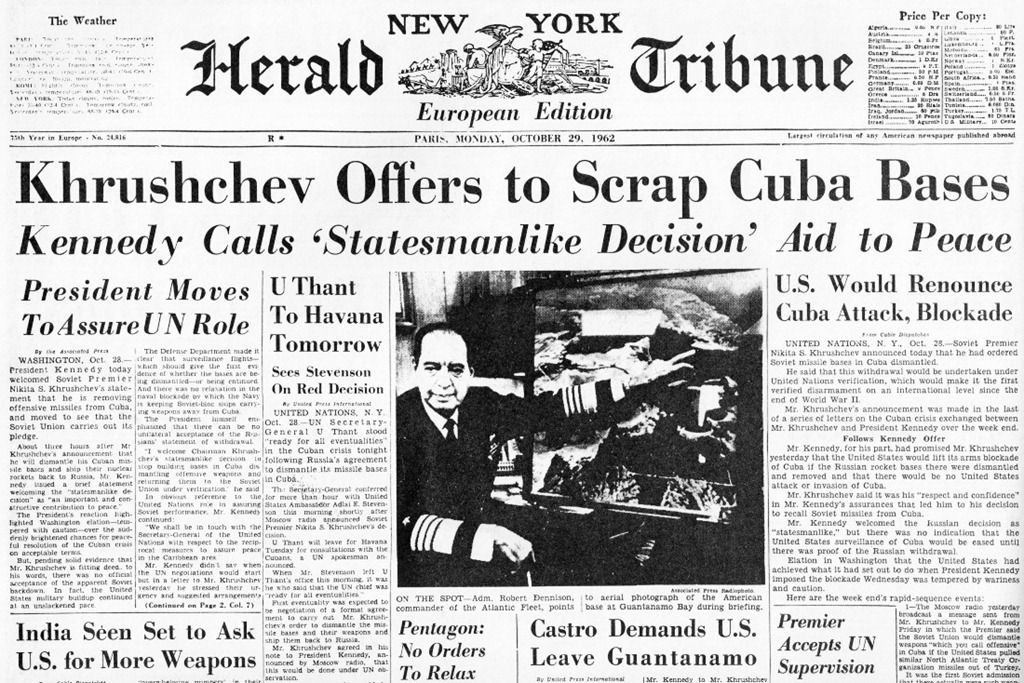 cuban+missile+crises | The Cuban Missile Crisis: Day