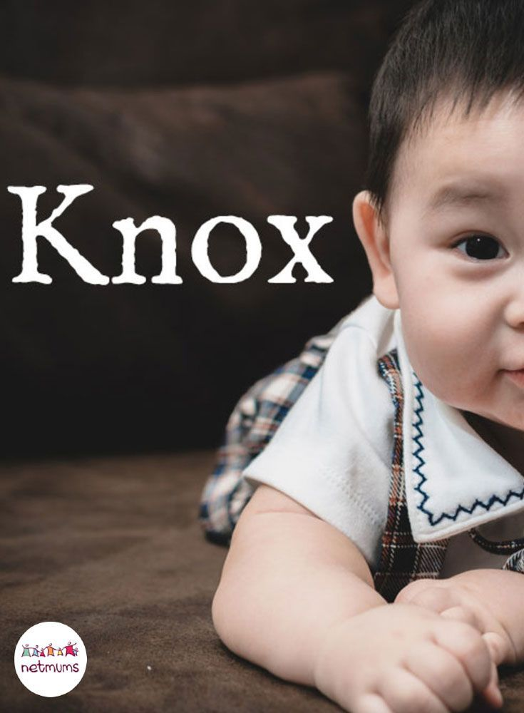 15 short and sweet baby boy names