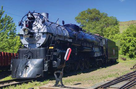 Colorado Railroad Museum Chicago Burlington & Quincy No. 5629 (S)