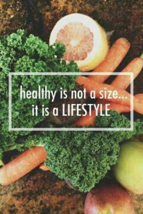 Being Healthy Is Something I Take Serious And Try To Live