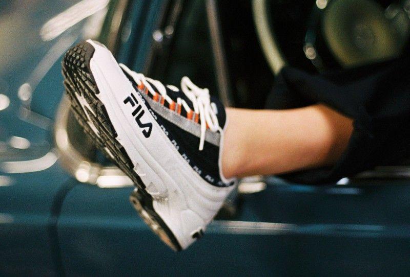 Fila DSTR 97 Sneaker Review | Sneakers fashion, Sneakers