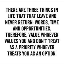 Some People Dont Deserve You Priorities Quotes Option Quotes