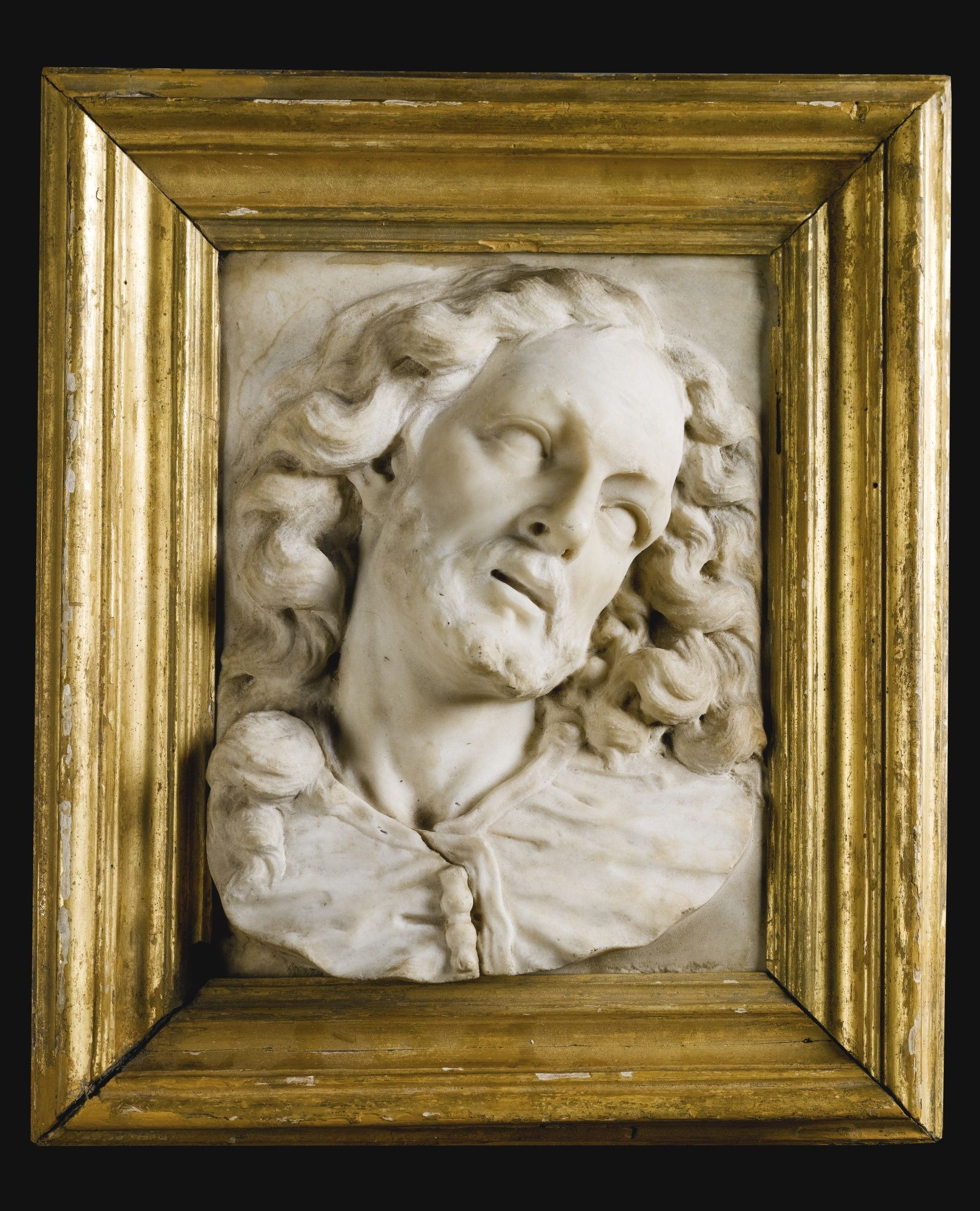 relief with the head of christ | relief | sotheby's l14231lot7hvm5en