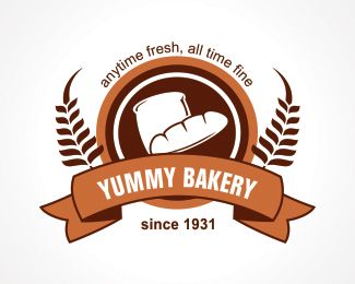 bakery logo - Google Search | Bakery | Pinterest | Bakery logo ...