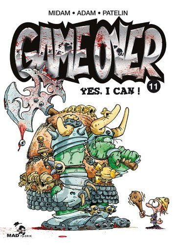 Game Over Tome 11 Yes I Can Amazon Fr Adam Midam
