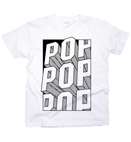 Pop Pop Pop 10 T-Shirt AD01 #teedesign