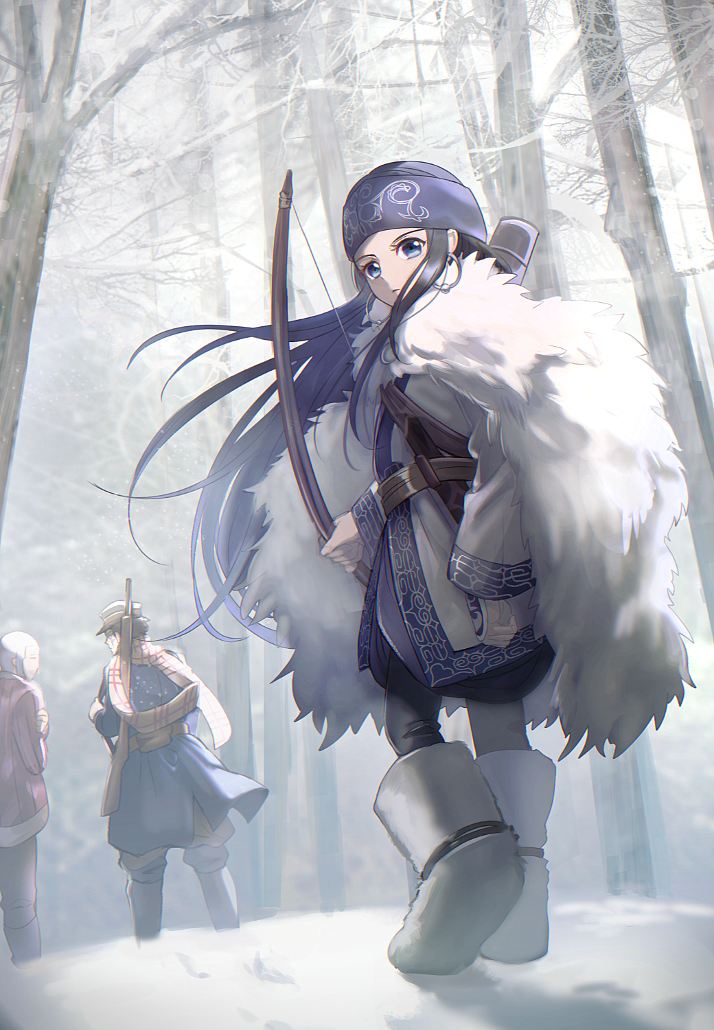 Golden Kamuy, by Pixiv Id 37227084 Anime, Anime images